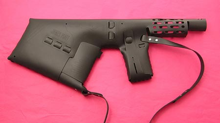 machinegun bag