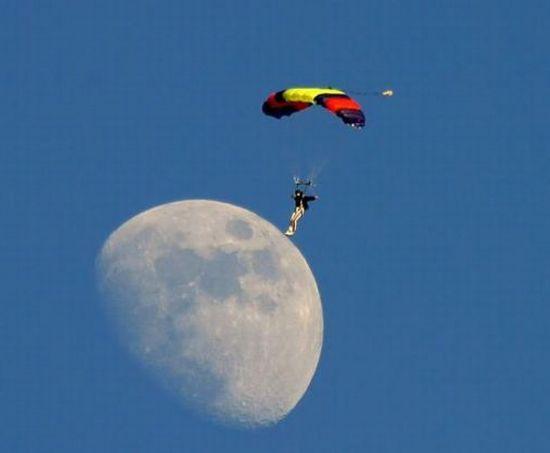 moon landing 8VLC6 6648