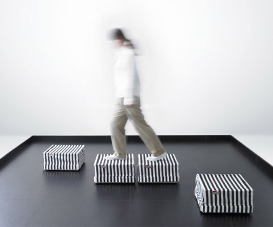 movable floor tiles