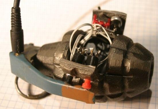 mp3 hand grenade