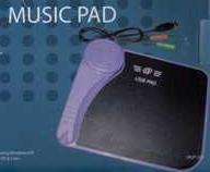 musical mouse pad 12