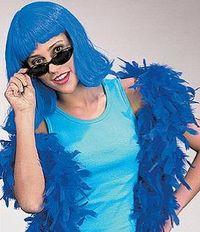 neon pageboy wigs