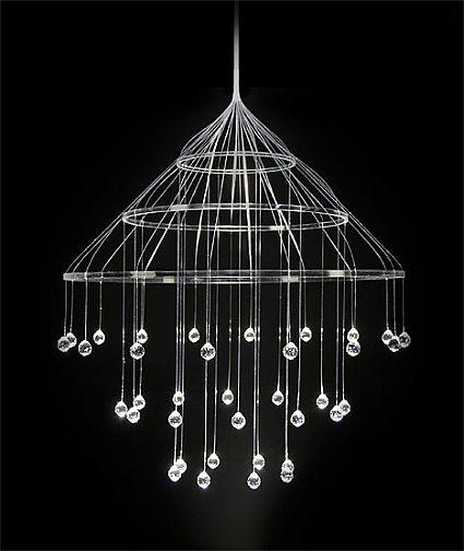 neues licht scintilla chandelier 49