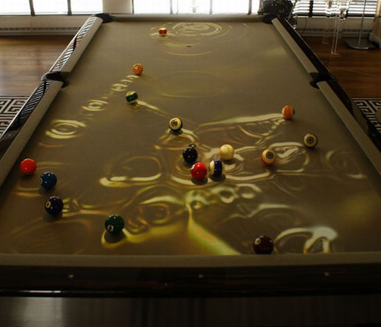Calling A Pool Table Cool, Requiresu2026