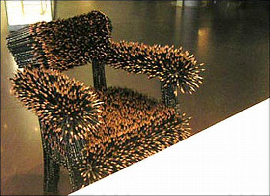 pencil chair JPCVd 48