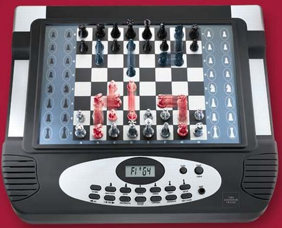 phantom chess game