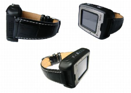 phone wrist watch