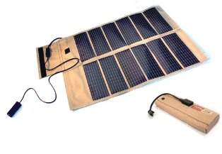 powerfilm solar battery charger