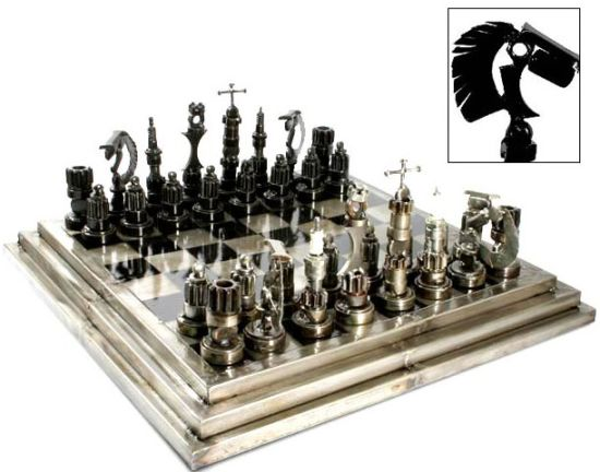 recycled chess AvoJv 183