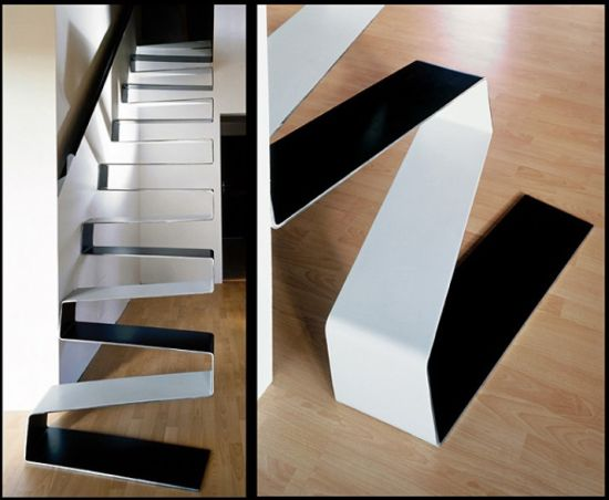 ribbon stairs 2