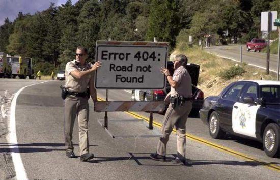 Road Sign Errors Road Sign Fail