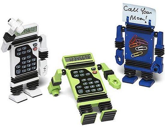robotic calculator