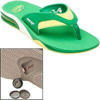 sandals with bottleopener