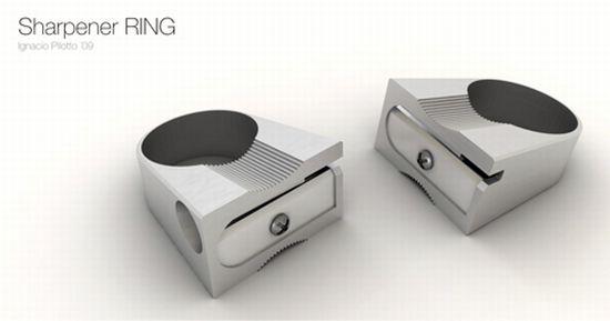sharpener ring