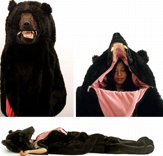 sleeping bear bag m6wJw 6648