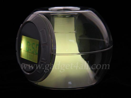 sphere clock