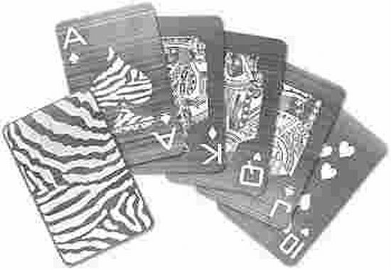 stainless steel cards axexb 59