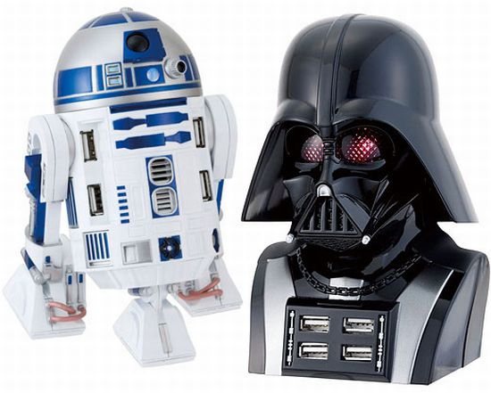 star wars usb hubs vivk3 1333
