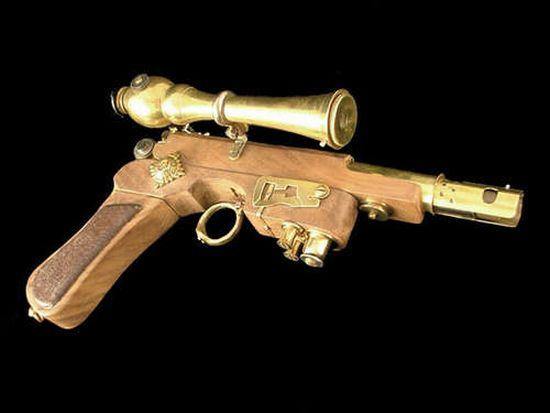 steampunk pistol 7