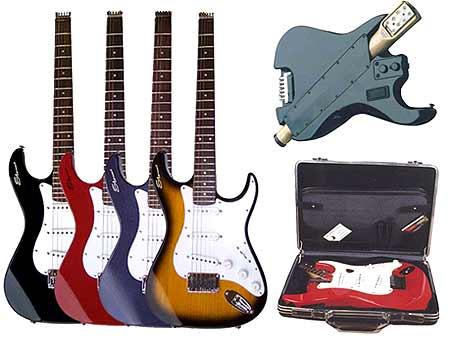 stow away guitar