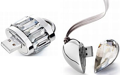 swarovski crystal philips usb 49