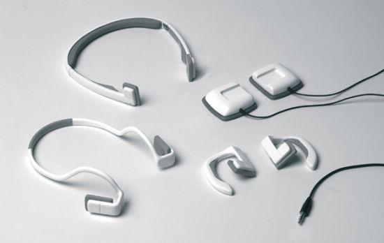 switch it flexible headphones