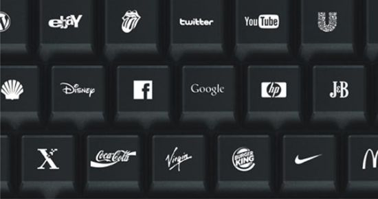 the brand keyboard