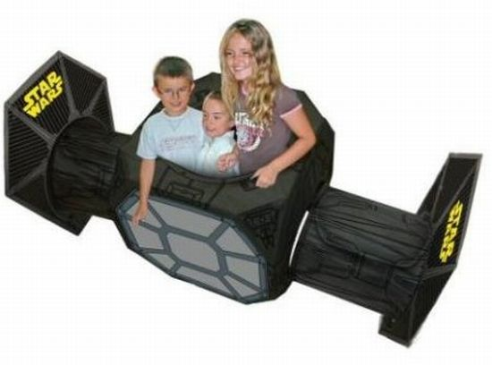 tie fighter playhouse