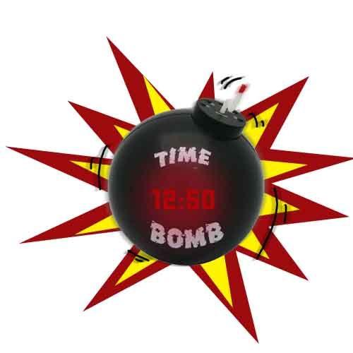 time bomb alarm tRgjn 6648