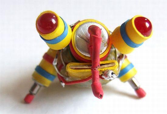 tinyminds bugbot 4 QUmat 1333