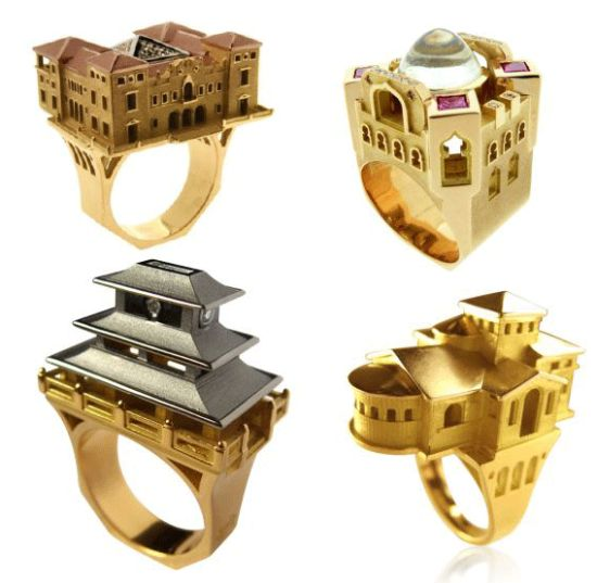 tournaire dream home rings