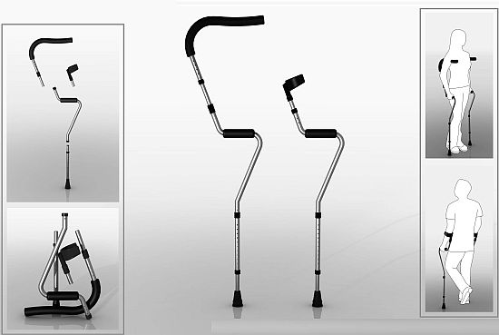 transformable crutches FaXSw 58