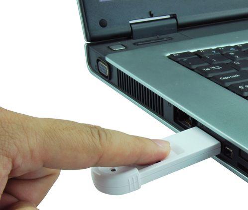 usb fingerprint security lock flash disk 1