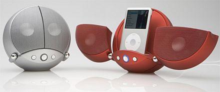 vestalife ladybug speaker dock