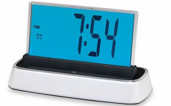 voice interactive alarm clock 080608 bbpt4 7881
