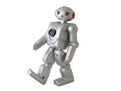 walking pose of USB robot