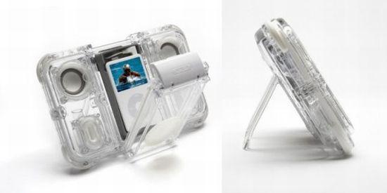 waterproof ipod case