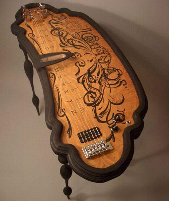 weird slide guitar 5965