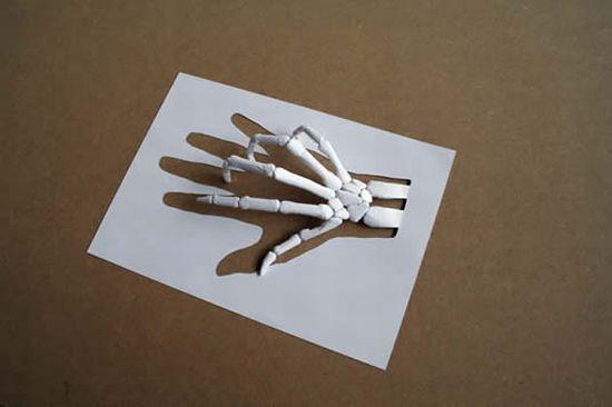 white hand RZcZL 1333