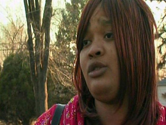 woman saved by bulletproof hair weave sOsaK 6648