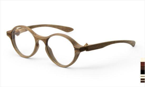 wooden eyeglasses 1