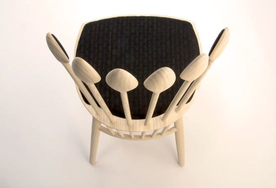 wooden spoon chair 2