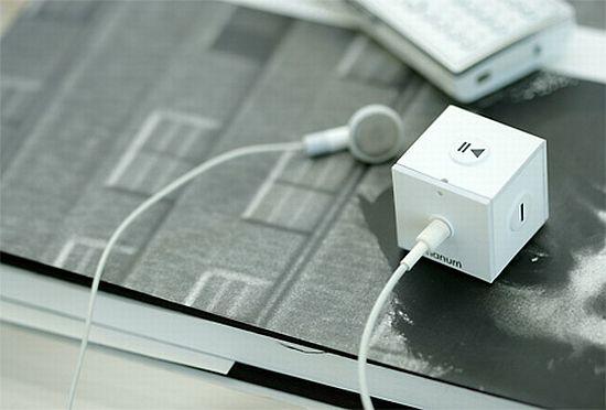 World Vision MP3 Player