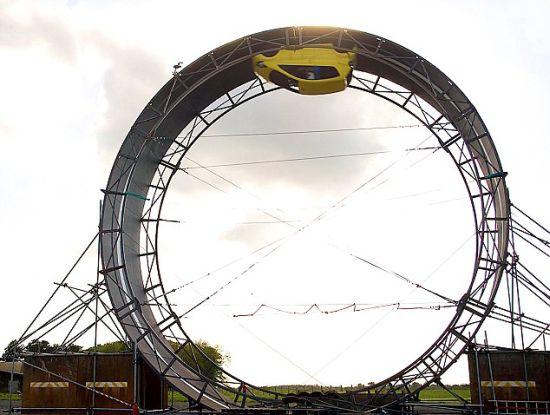 worlds highest loop the loop