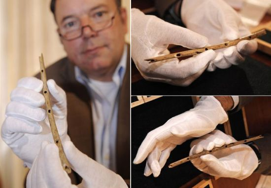 worlds oldest flute and musical instrument