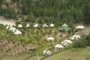 BANJARA CAMPS, SANGLA, INDIA
