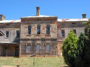 Beechworth Lunatic Asylum in Beechworth