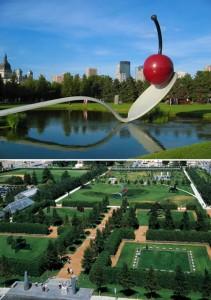 Minnesota- Minneapolis Sculpture