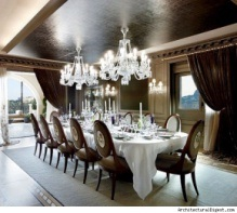 The pent house Priced at $ 220 million