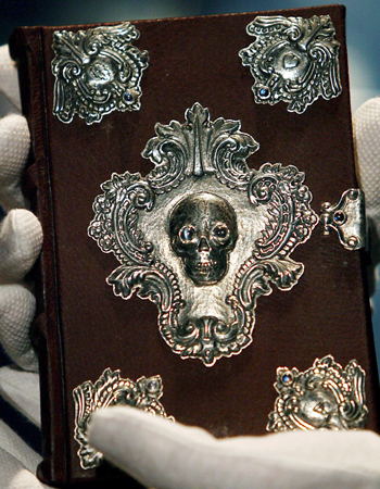Sotheby's to auction JK Rowling 'Tales of Beedle the Bard'